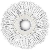 Refil para Mop Giratório, Pró, e 3 em 1, Branco, Flash Limp - Compatível com: MOP7290, MOP7824, MOP9782, MOP8258…
