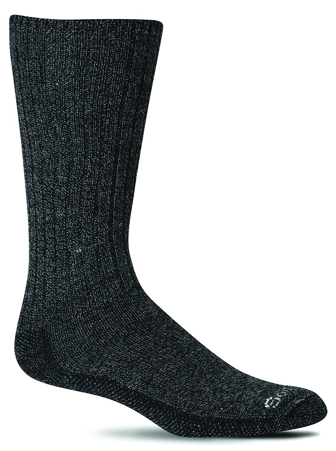 Sockwell Big Easy Sock with a Helicase Sock Ring