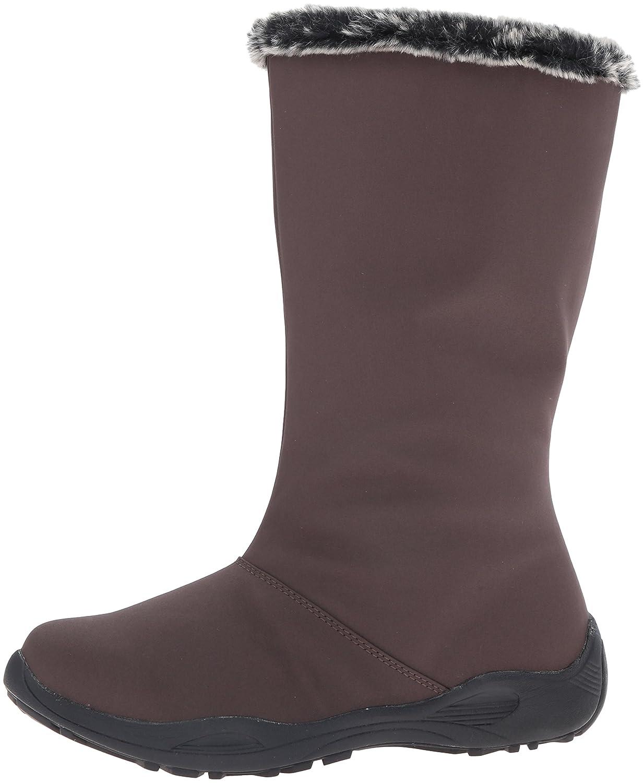 Propet Womens Madison Tall Zip Winter Boot