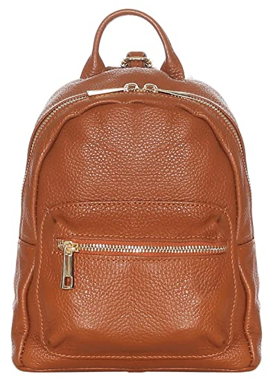 01d022158bc2 malito Women´s Backpack Genuine Leather trendy Colors Shoulder Bag ...