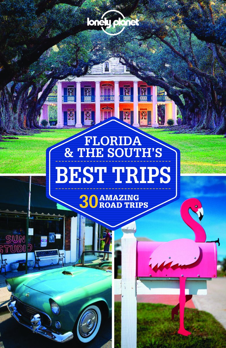 Lonely Planet Florida Souths Travel