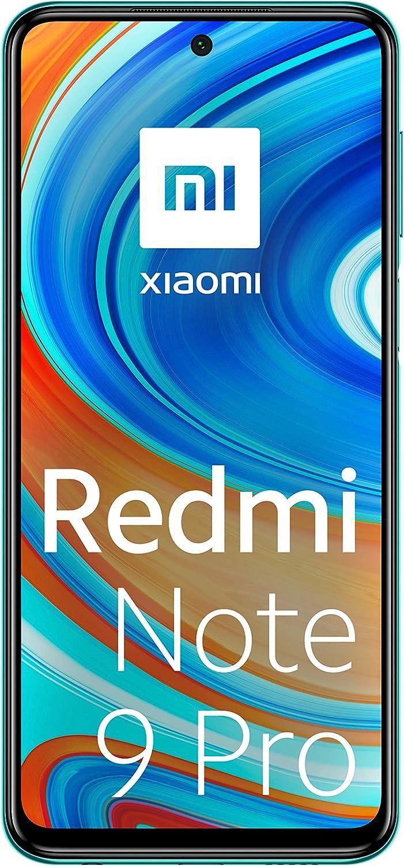 Xiaomi Redmi Note 9 Pro - Smartphone con pantalla FHD+ 6.67