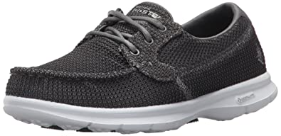 Skechers Women's Go Step Deck Boat Shoe: Amazon.co.uk