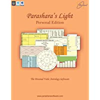 Parashara's Light Astrology Software (Personal Edition) - (English + Hindi) for Windows
