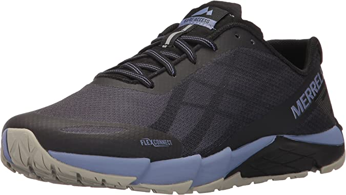 Merrell Bare Access FLEX 2 E-Maille Femme Trail Running Baskets Chaussures Turquoise