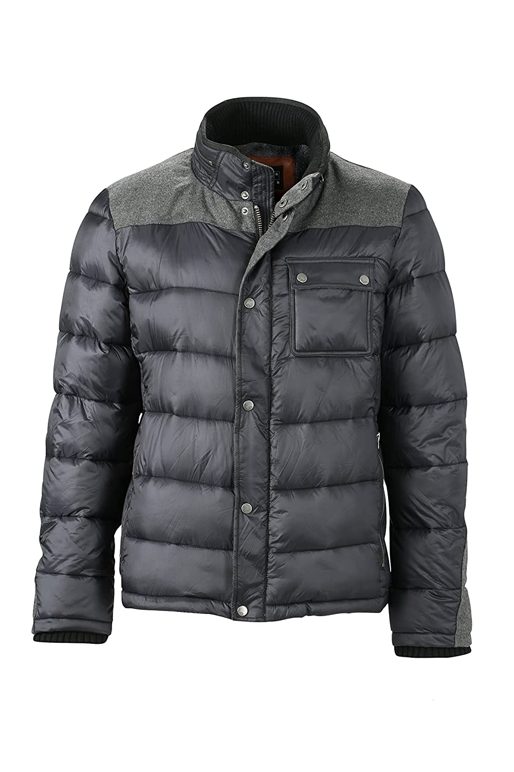 James & Nicholson Herren Jacke Jacke Winter Jacket