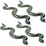 Amazon.com: Gardeneer Enemigo Natural hinchable Serpientes ...