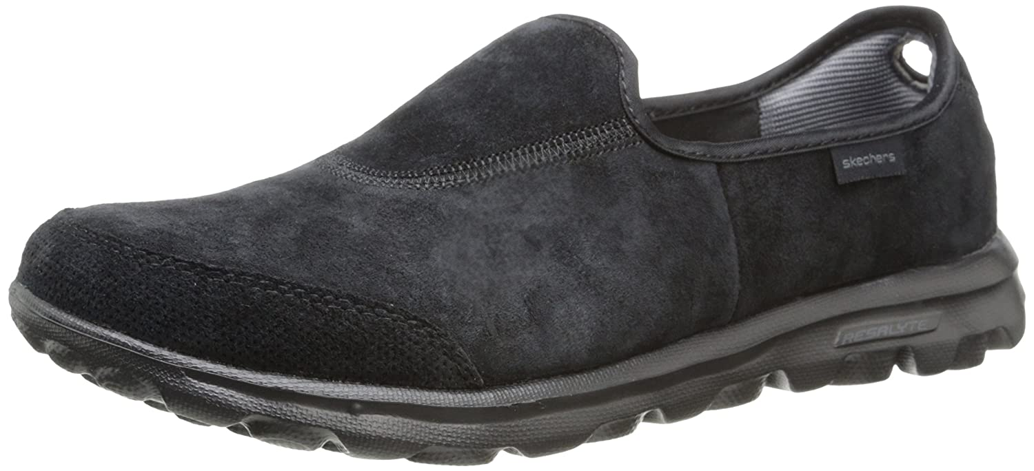 Skechers Women's Go Walk Winter Memory Form Fit Walking Shoe