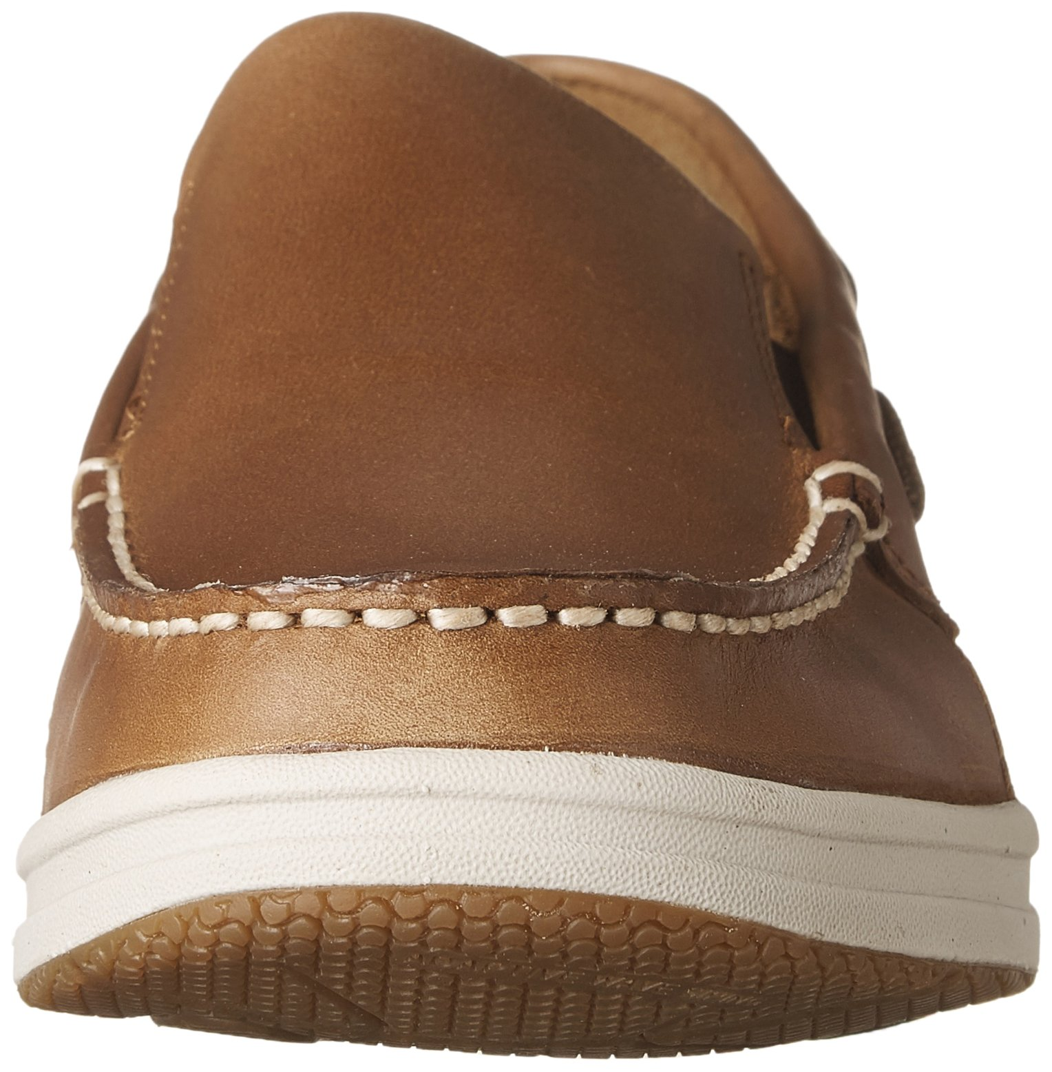 Sperry Top-Sider Men's Gamefish Slip On Boat Shoe, Dark Tan, 10.5 M US by Sperry Top-Sider (Image #4)