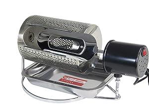 JIAWANSHUN Household Coffee Roaster Coffee Roaster Machine for Home Use Made of 304 Food Grade Stainless Steel (110V)