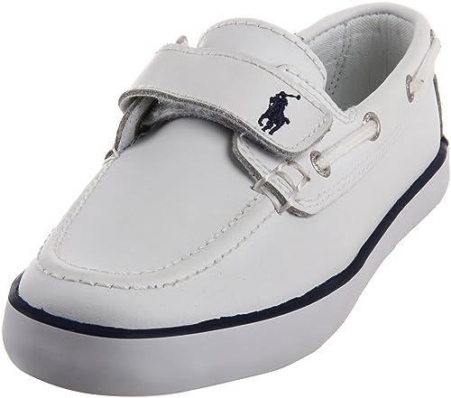8768edbc0c9 RALPH LAUREN Polo Sander EZ® Zapato de Barco (cuentakil pequeño niño ...