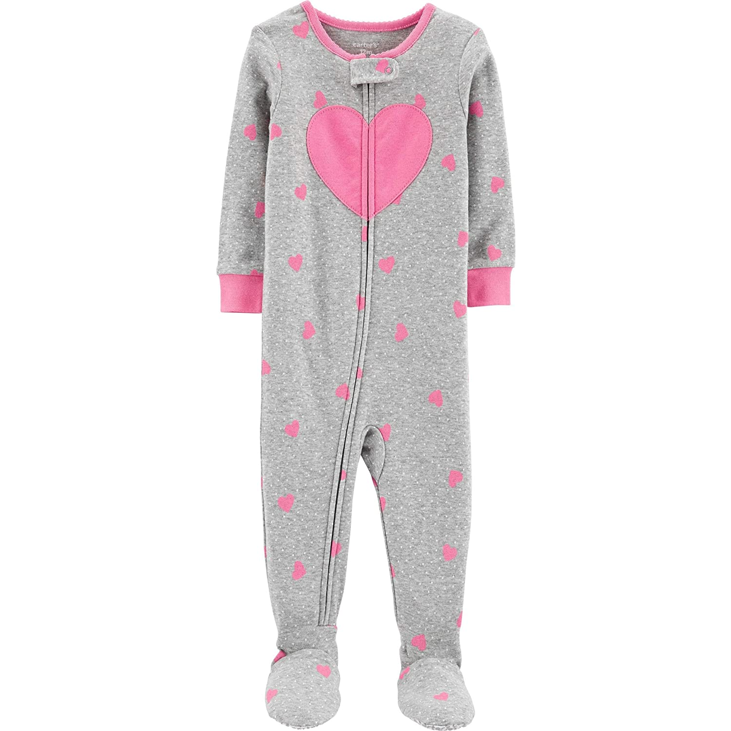 2539489a3 Amazon.com  Carter s Girls  1 Pc Cotton 331g244  Clothing