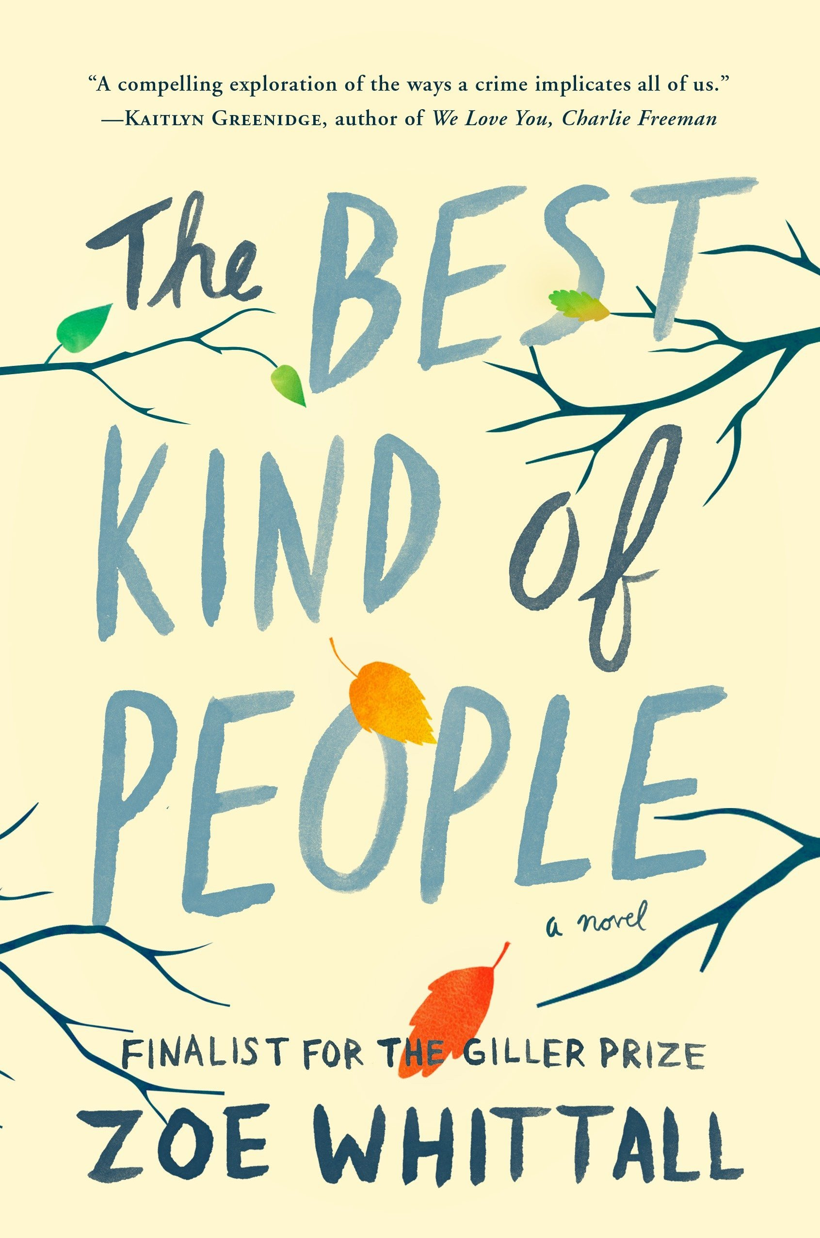 The Best Kind of People: A Novel PDF
