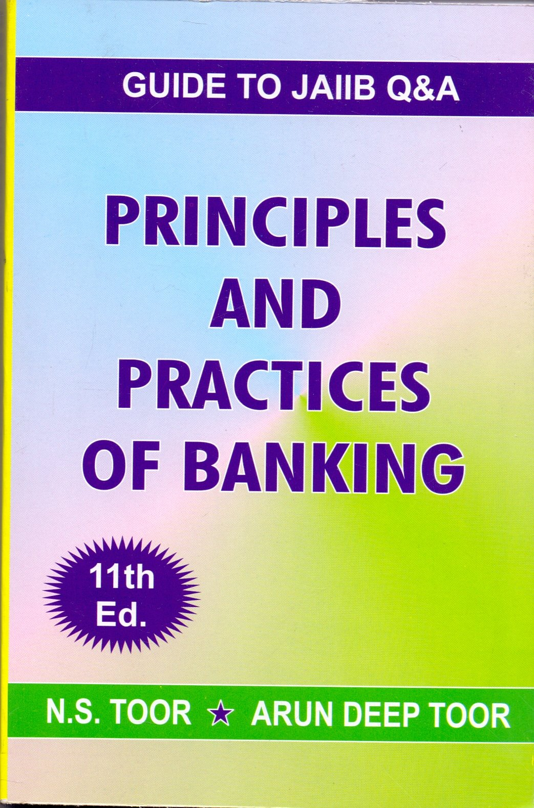 Workbooks jaiib workbook : Buy Principles and Practices of Banking 11 edition Book Online at ...