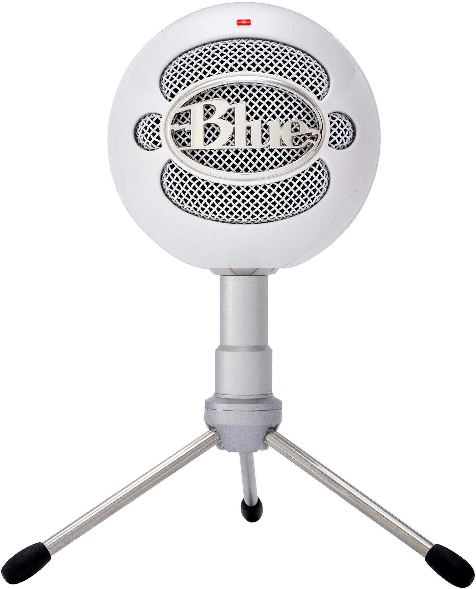 Microfono Blue Snowball iCE Condenser , Cardioid - White ...