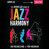The Berklee Book of Jazz Harmony book cover