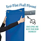 ECR4Kids SoftZone Hanging Rest Mat and Wall