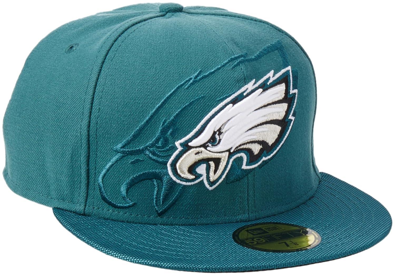 New Era HAT メンズ B01JYU7NEW ダークグリーン 7.5 7 1/2 ダークグリーン