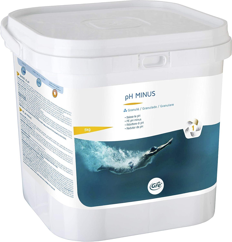 Gre 76002 - Minorador de pH granulado, 5 kg