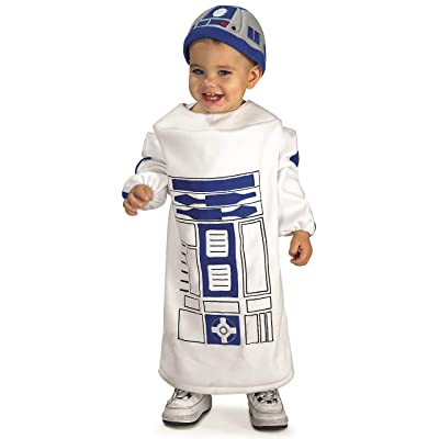 Rubie's Baby Boys' Star Wars R2d2 Costume: Clothing