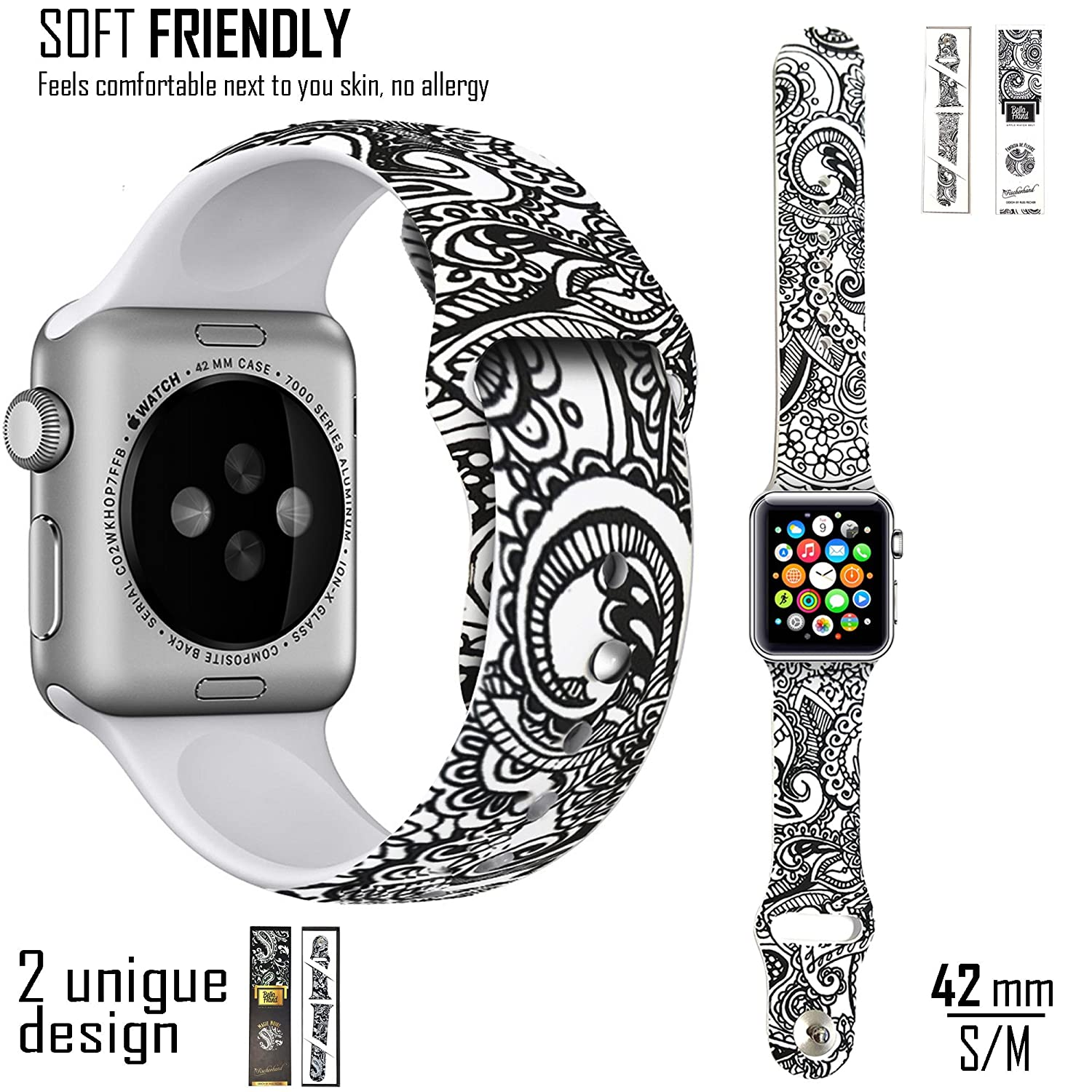 unique design Apple watch band
