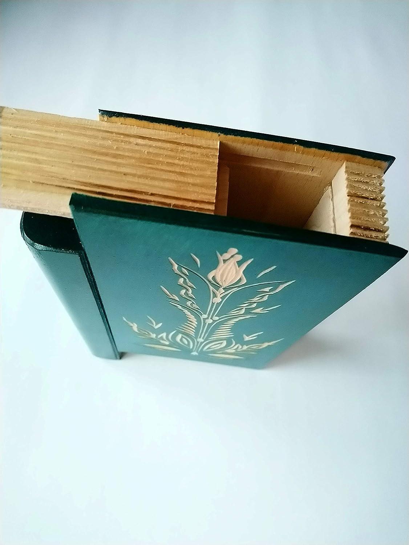 Gran verde magia misteriosa asistente de rompecabezas libro de ...
