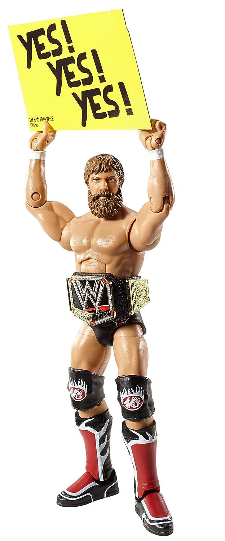 Figur WWE Daniel Bryan Elite Serie 28