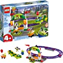 Lego Disney Pixars Toy Story 4 Carnival Thrill Coaster Building Kit