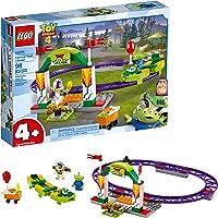 Lego Disney Pixars Toy Story 4 Carnival Thrill Coaster Building Kit