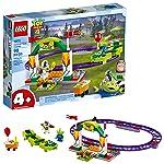 LEGO | Disney Pixar's Toy Story 4 Carnival Thrill Coaster 10771 Building Kit, New 2019 (98 Piece)