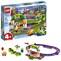LEGO | Disney Pixar's Toy Story 4 Carnival Thrill Coaster 10771 Building Kit (98...