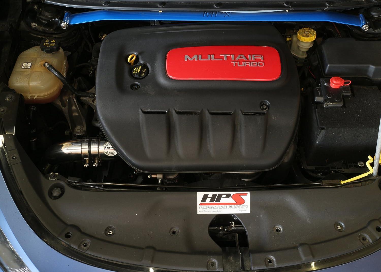 Amazon.com: HPS 37-576R Red Cold Air Intake Kit (Cool Long Ram CAI): Automotive