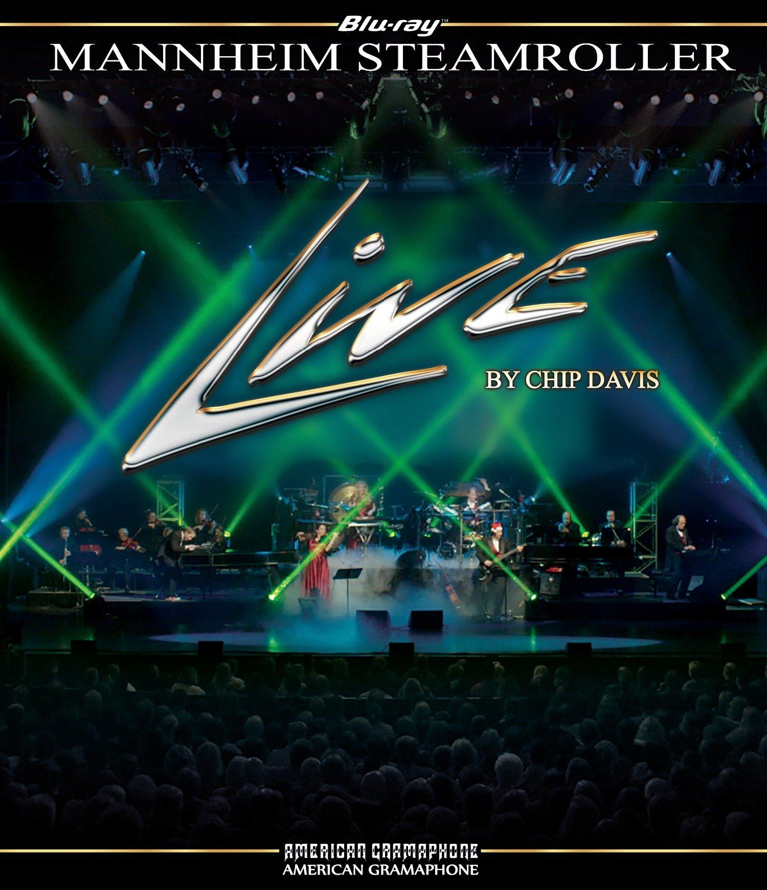 Mannheim Steamroller - Live (3PC)