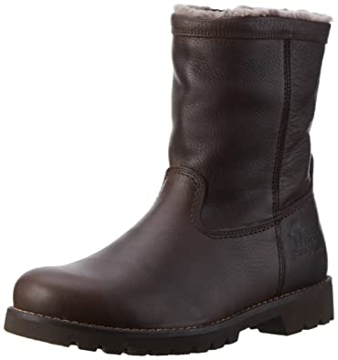 Mens PT100344 Warm lined classic boots half length Panama Jack 2iWNfPh21