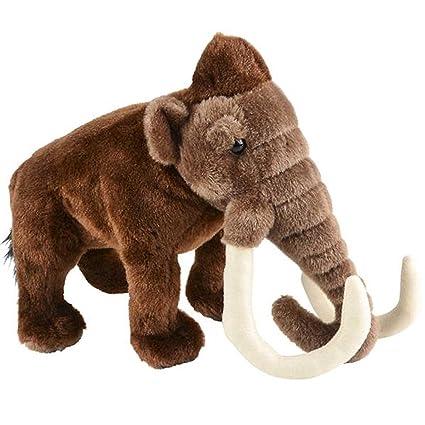 Amazon Com Ice Age Era Wooly Mammoth Plush Stuffed Animal Toys Games