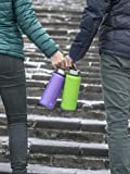 Simple Modern 18 oz Summit Water Bottle - Stainless Steel Hydro Metal Flask +2 Lids - Wide Mouth Double Wall Vacuum Insulated Pink Large 2 Liter Half Gallon Leakproof Thermos -Cotton Candy