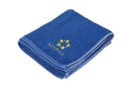 Cobre Bamboo antibacteriano Toallas de mano – Super absorbente y de secado rápido toallas para deporte