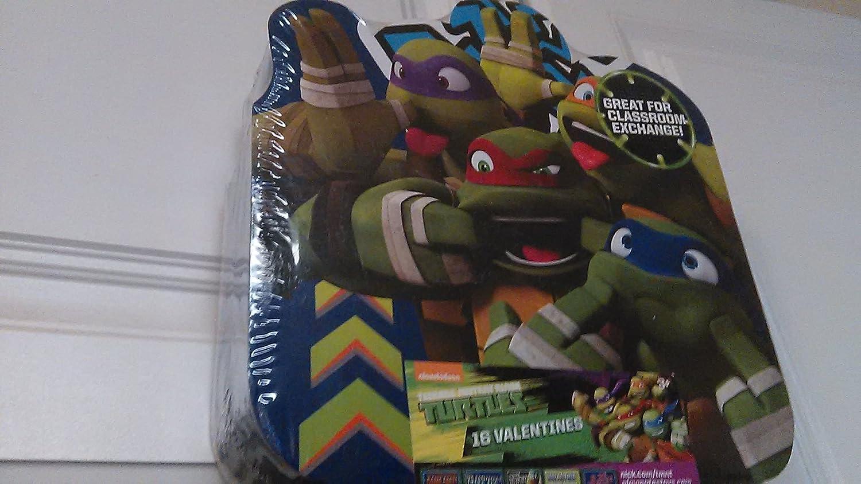 Amazon.com: Teenage Mutant Ninja Turtles (TMNT) 32 Valentine ...
