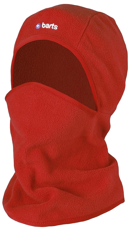 Barts Jungen Sturmhaube Rot (Rot) 50
