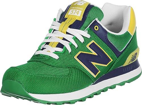 new balance 500 hombre verde