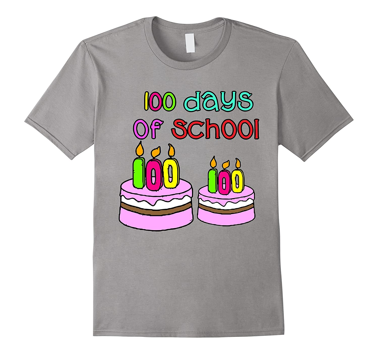 100 Days Of School Birthday Gift T-Shirt-CD