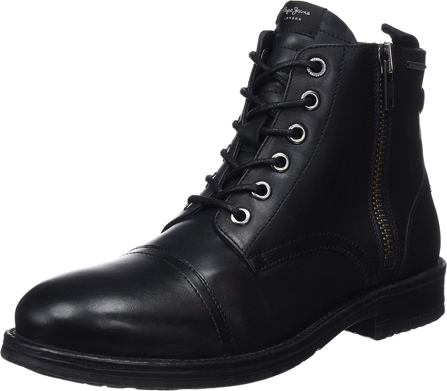 Pepe Jeans Tom-Cut Med Boot, Botas Clasicas para Hombre