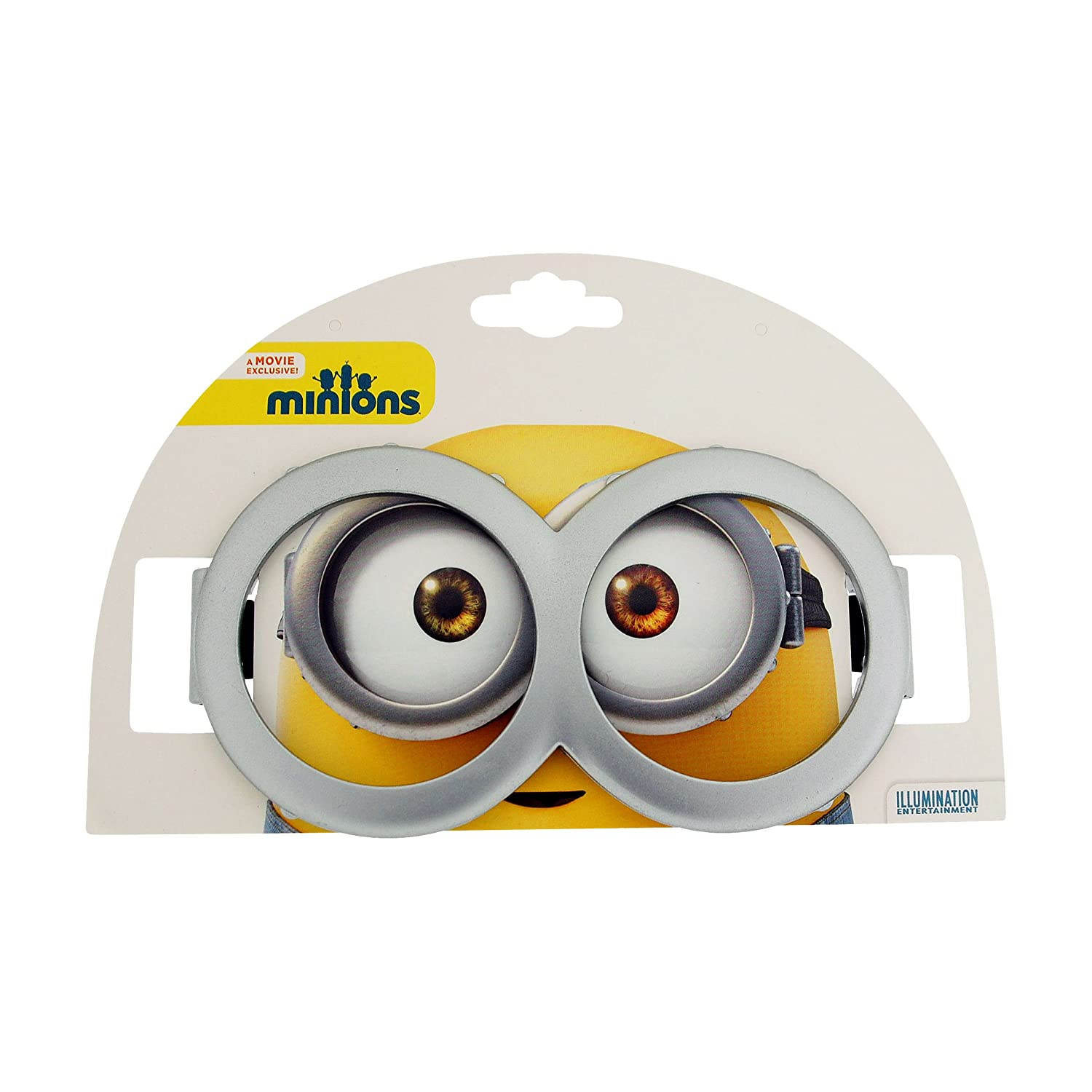 Mondo Thinkway Toys 25081-Minions Brille-Think Vêtements et accessoires pour déguisement et costume