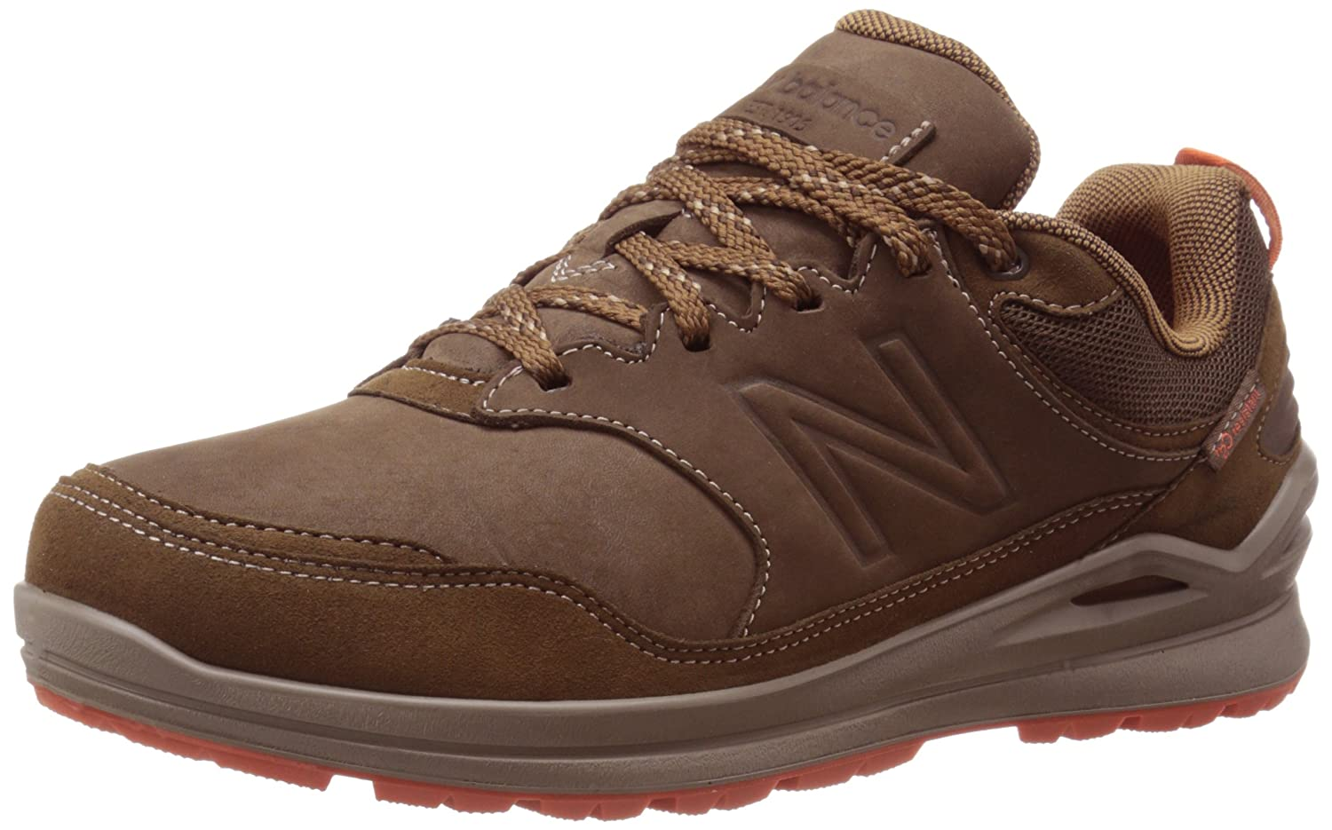 New Balance Men's MW3000 Walking Shoe 11 4E US|Brown