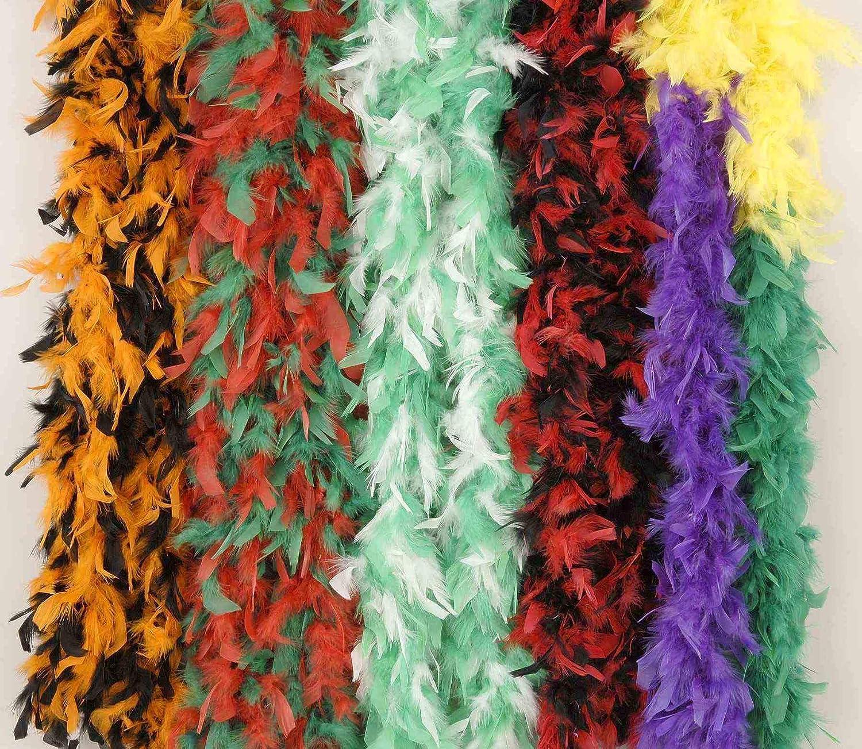 Forum Novelties Womens 55-Gram Turkey Feather Boa