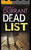 DEAD LIST a gripping detective thriller full of suspense