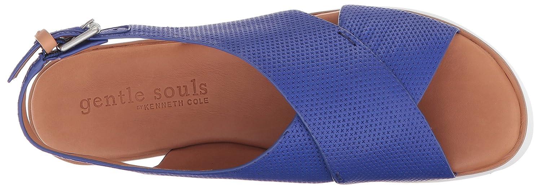 Gentle Souls by Kenneth Cole B075GYX7C7 Women's Kiki Platform Sandal B075GYX7C7 Cole 7.5 M US Cobalt f95c8e