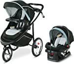 Graco Modes Jogger 2.0 Travel System | Includes Jogging Stroller and