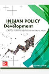 Indian Policy and Development Paperback