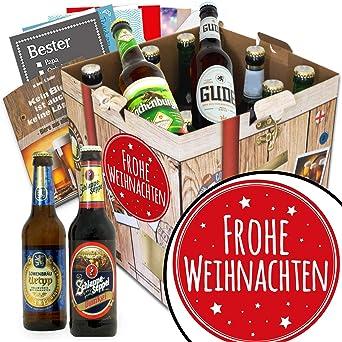 Frohe Weihnachten Männer Bilder.Frohe Weihnachten Bier Geschenke Männer Geschenkbox